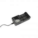 Xtar VC2 - Ladegerät für Li-Ion Akkus inkl. 2/4 Sony Konion VTC5A Akkus 18650 - 2600mAh 35A