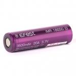 Efest Purple IMR18650 3500mAh 3,6V - 3.7V Li-ion Akku max. 20A