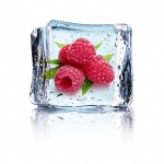 Bestes Liquid MixPack Himbeeren-Ice 50 / 100 ml - 0/3/6/9/12 mg/ml - Made in Germany!