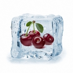Liquid MixPack Kirschen-Ice 50 / 100 ml - 0/3/6/9/12 mg/ml - Made in Germany!