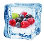 Liquid für Dampfer Waldfrucht-Ice MixPack 50+100 ml - 0-3-6-9-12 mg/ml - Made in Germany!