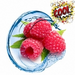 e Liquid MixPack Himbeere Cool 50 / 100 ml - 0/3/6/9/12 mg/ml - günstig