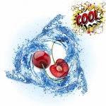 e Liquid MixPack Kirsche Cool 50 / 100 ml - 0/3/6/9/12 mg/ml - günstig