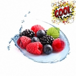 Bestes Liquid MixPack Waldfrucht Cool 50 / 100 ml - 0/3/6/9/12 mg/ml - Made in Germany!