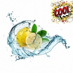 e Liquid MixPack Zitrone Cool 50 / 100 ml - 0/3/6/9/12 mg/ml - günstig